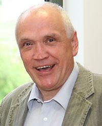 Pastor Wolfram Hosche