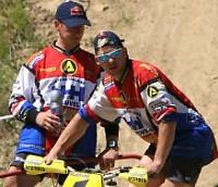 Weltmeister Daniel Willemsen mit Beifahrer Sven Verbrugge