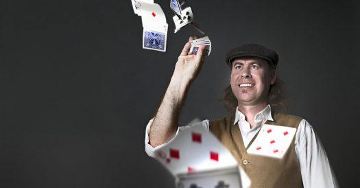 Zauberer Andreas Monien